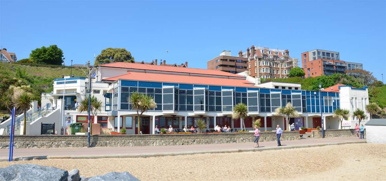 Food and Drink - Felixstowe Spa Pavilion Lounge & Terrace - Suffolk coast