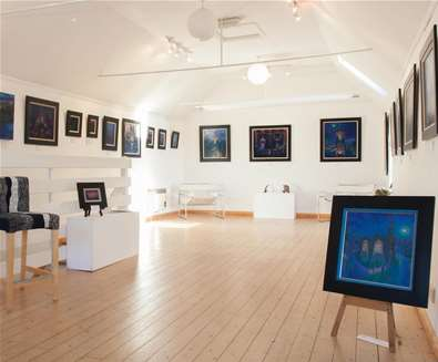 TTDA - Ferini Art Gallery - Exhibition