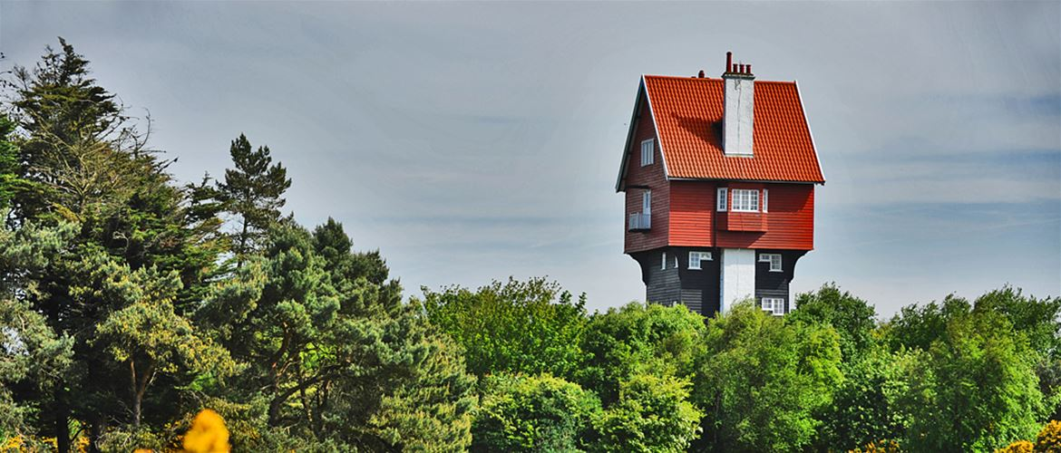 Thorpeness - Towns & Villages - House in the Clouds