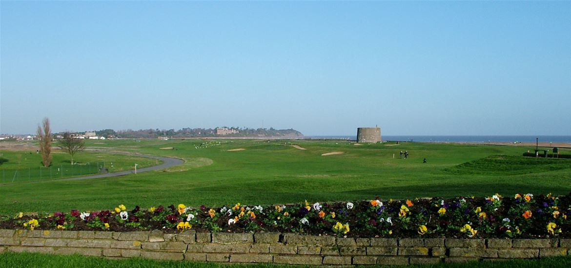 Felixstowe Ferry Golf Club - Course