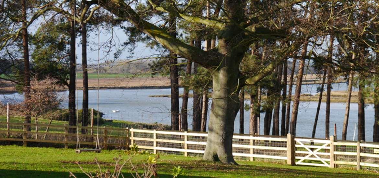 WTS - Iken Barns - Snape - Suffolk Coast - View