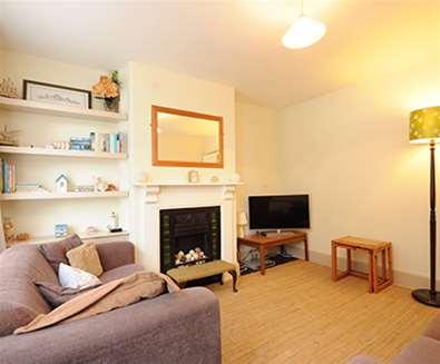 WTS - Durrants Holiday Cottages - Coastguards Lounge