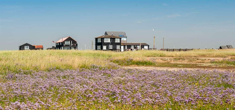 Walberswick - The Suffolk Coast - credit Gill Moon