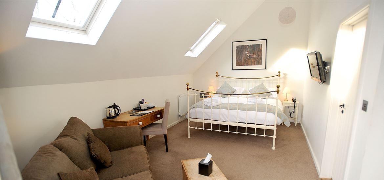 The Westleton Crown Bedroom