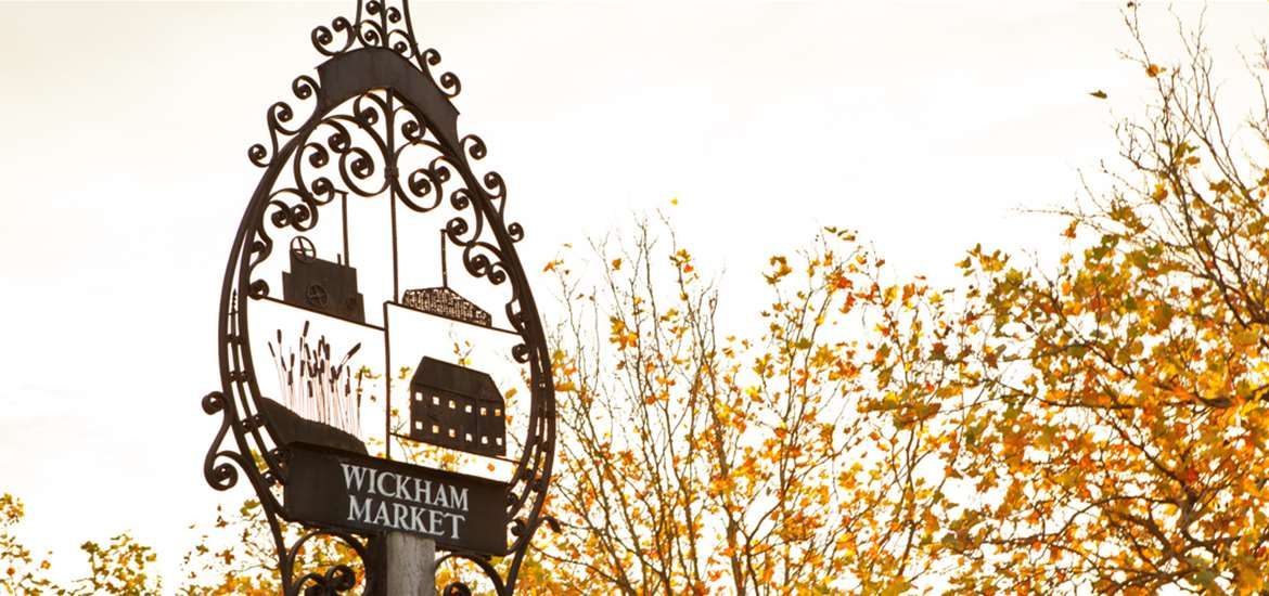 Wickham Market-Village sign-credit Photography by Emily Fae