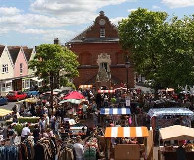 Woodbridge Vintage and Modern Market