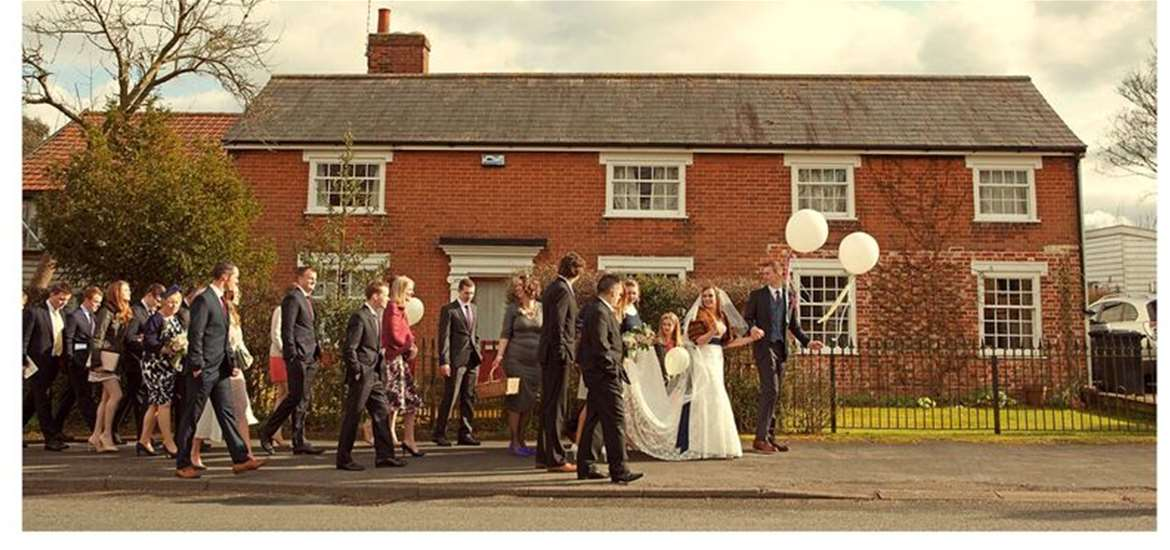 Photography by Emily Fae - Wedding Party - Suffolk Wedding and Portrait Photographer