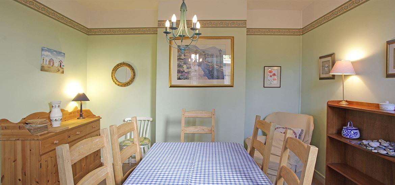 Horseshoe Cottage Dining Room