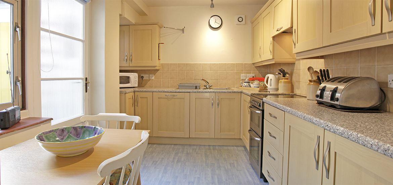 Horseshoe Cottage Kitchen