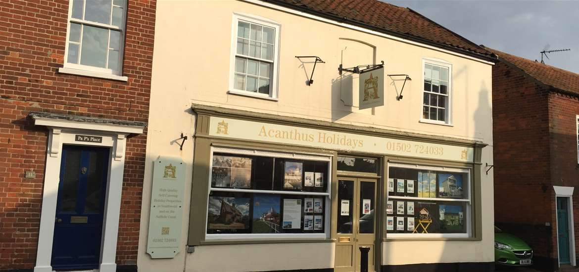VIP Southwold Acanthus Property Lettings