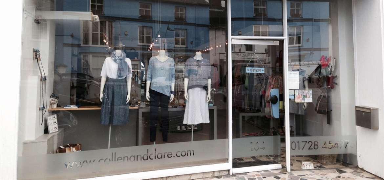 Collen and Clare - Aldeburgh - Attractions