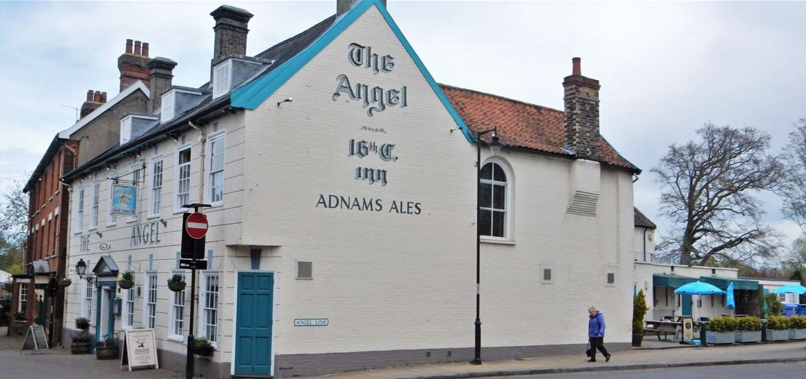Visitor Information Point - The Angel