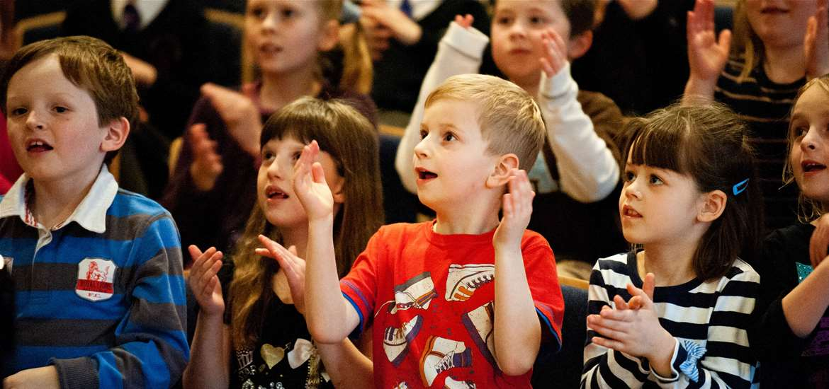 Celebration of Schools Music - Photograph by Anna McCarthy
