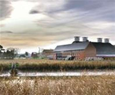 A Christmas Weekend at Snape Maltings