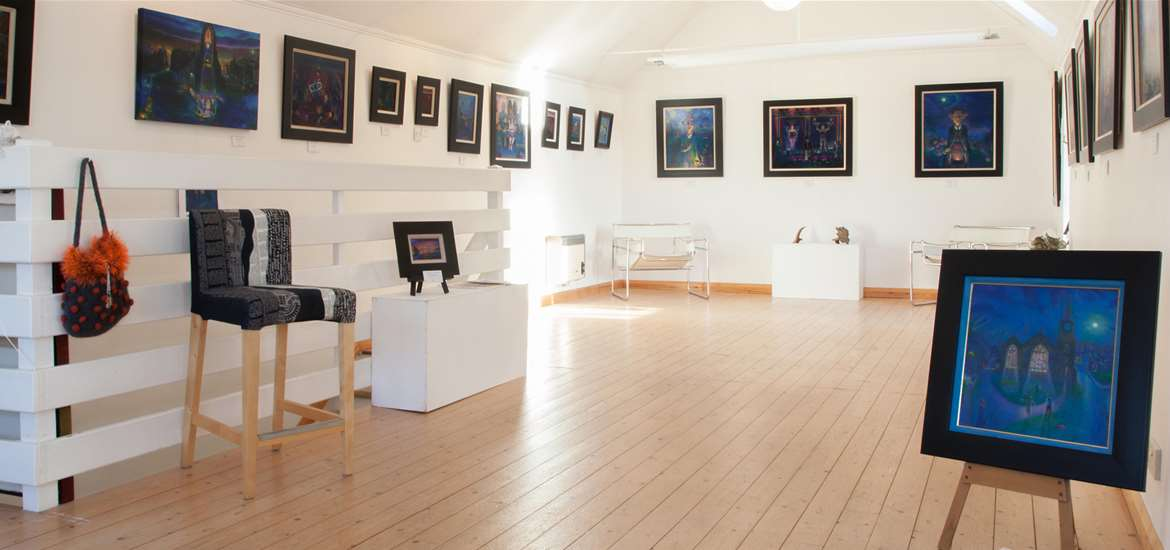Things to Do - Attractions - Ferini Art Gallery - Lowestoft - Gallery