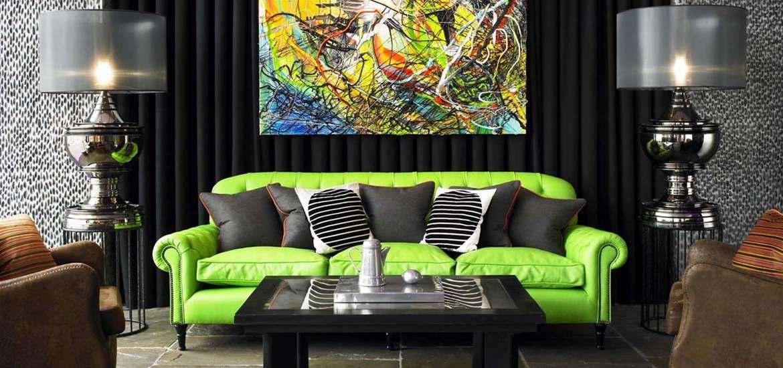Salthouse Harbour Hotel - Sofa - Accomodation