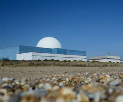 Sizewell B Visitors Centre