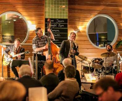 Jazz East @ The Alex