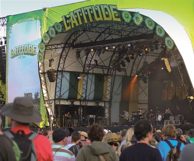 Latitude – who to watch