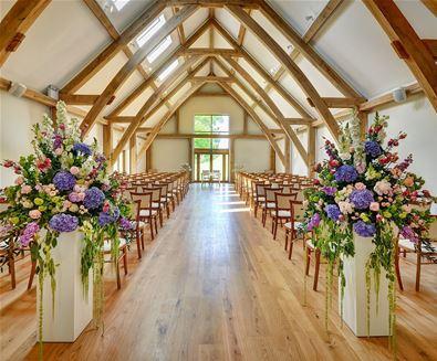 Easton Grange Weddings