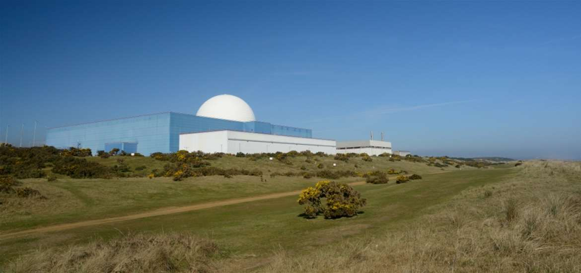 Sizewell Visitor Centre