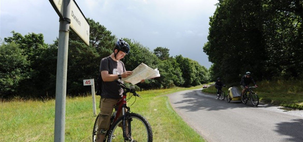 Articles - Cycling on the suffolk coast