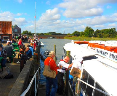 Waveney River Tours