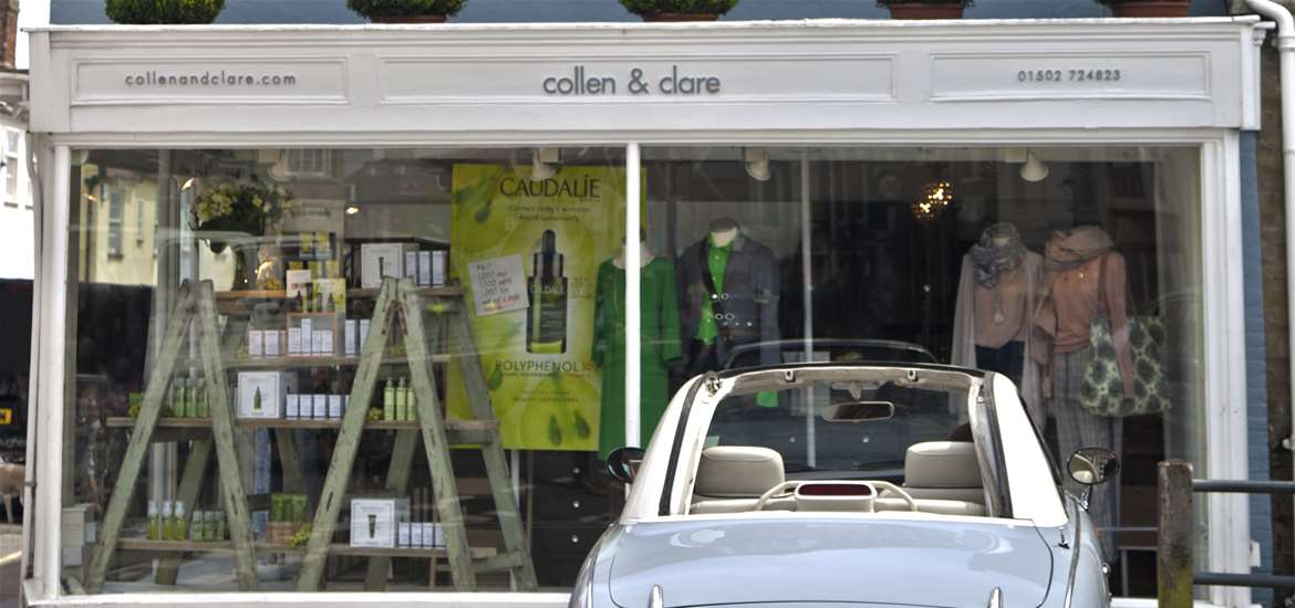 Collen & Clare - Southwold - Attractions