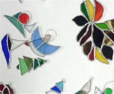 Stained Glass for Christmas with Naomi Brangwyn - Snape Maltings