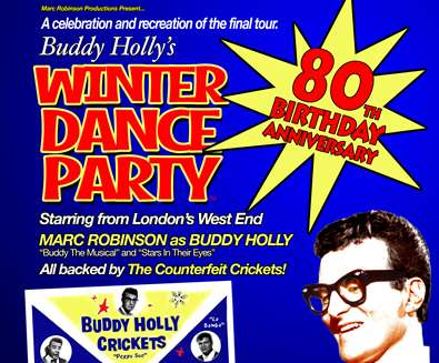 Buddy Holly Dance Party