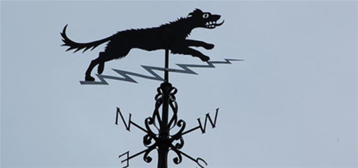 The Legend of the Bungay Black Dog - Articles