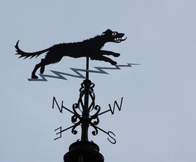 The Legend of the Bungay Black Dog