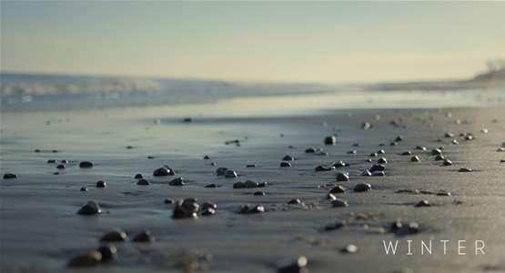 Winter on The Suffolk Coast -