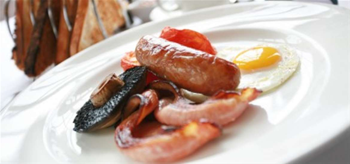 The Swan Hotel - Restaurant and Bar - Breakfast - Places to Eat