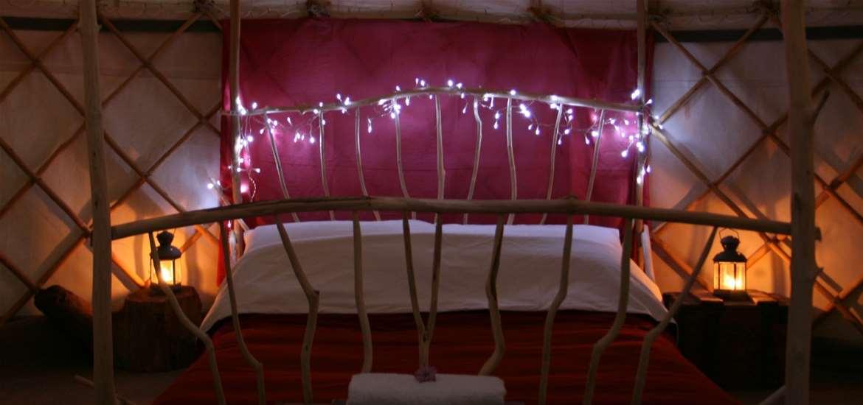 Alde Garden - Yurt - Accomodation