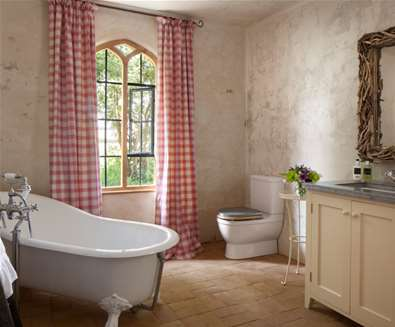WTS - Sibton Park Wilderness Reserve - Hex Cottage Bathroom
