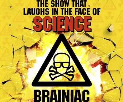 Brainiac Live! at The..