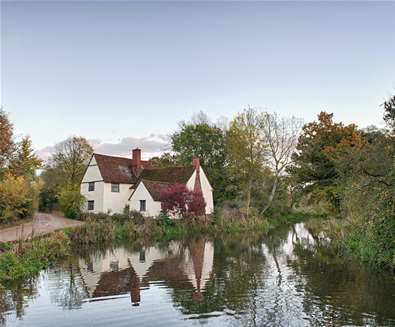 TTDA - Flatford Mill - Willy Lotts House (c) Visit East of England