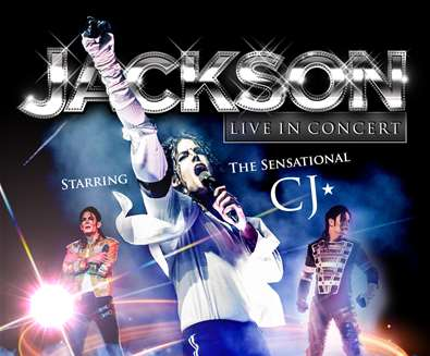 Jackson - Live in..