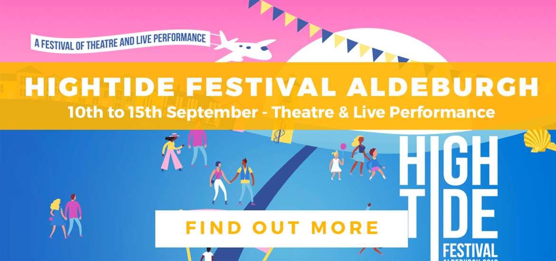 Banner Advertisement High Tide Festival August 2019 TTD1