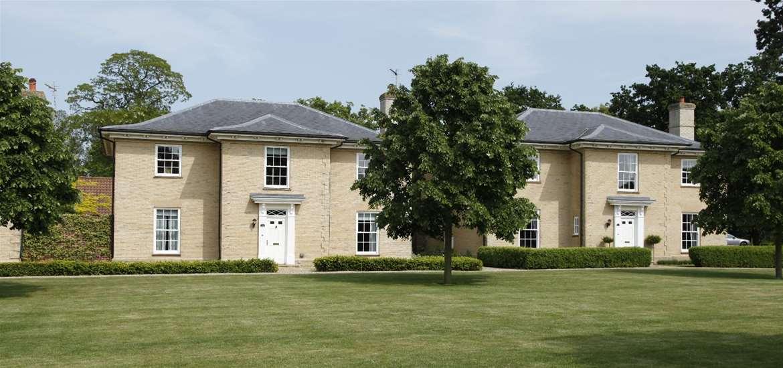 WTS - Hopkins Homes - Houses on green