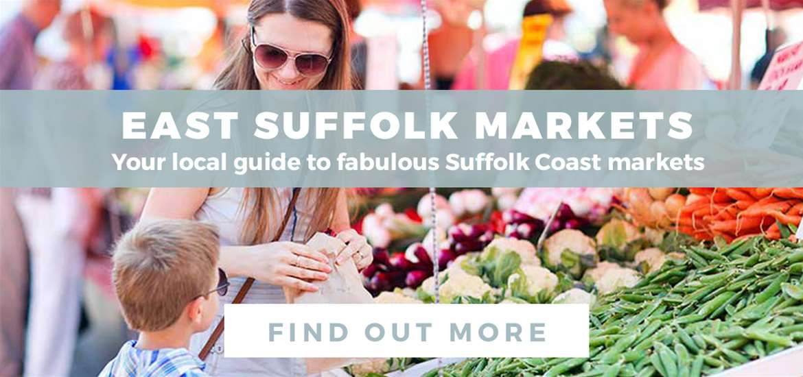 Banner Advertisement East Suffolk Markets May 2019