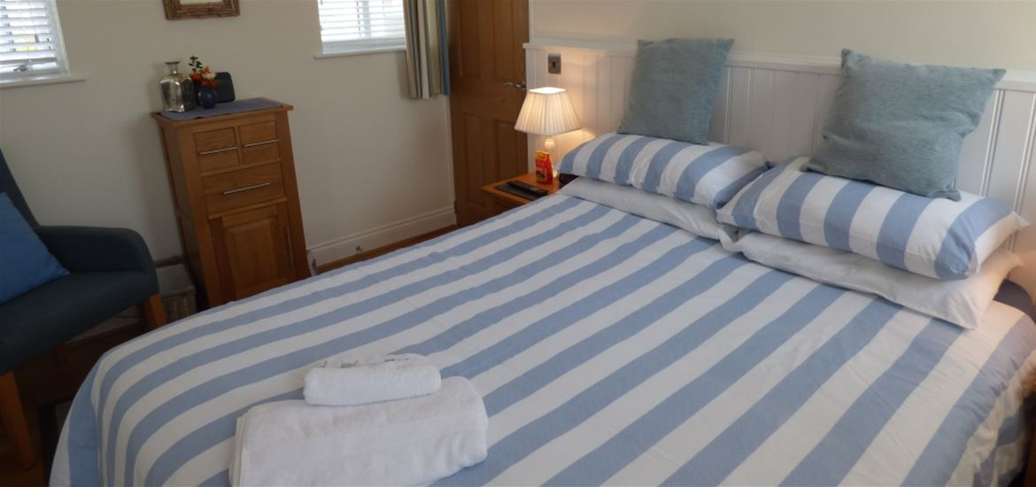 Beach Cottage - Pakefield - Bedroom