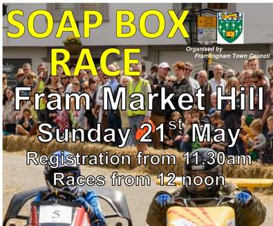 Annual Framlingham Soap Box Race