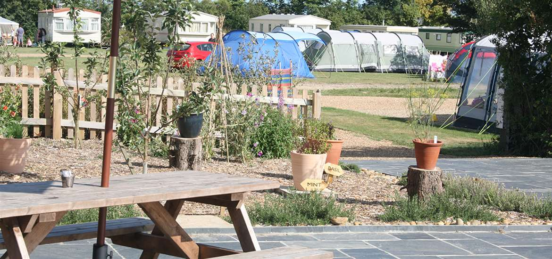 WTS - Haw Wood Farm - Campsite