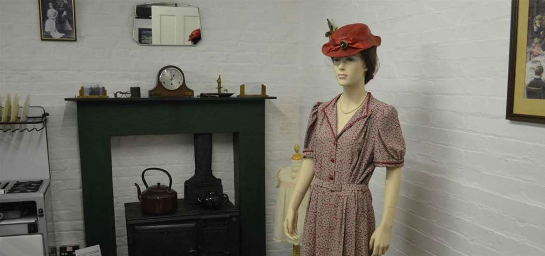 TTDA - Felixstowe Museum - Manikin