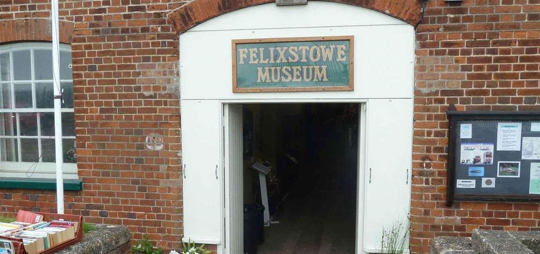 TTDA - Felixstowe Museum - Entrance