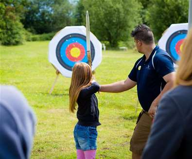Archery Sessions at High Lodge Leisure