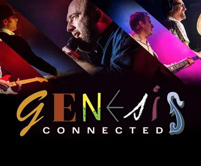 Genesis Connected at The..