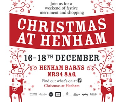 Christmas at Henham